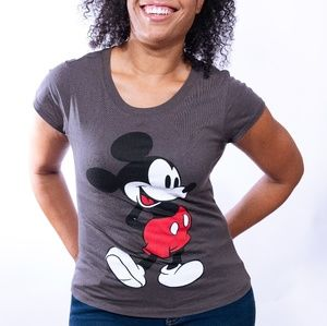 Disney Mickey Mouse short Graphic tee, size L